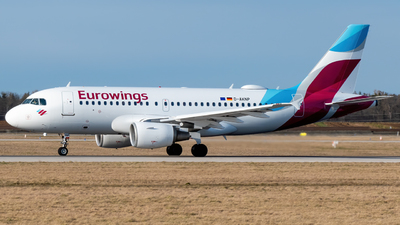 A picture of DAKNP - Airbus A319112 - Eurowings - © marfi80
