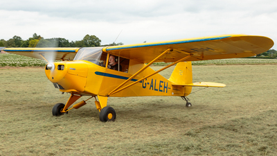 A picture of GALEH - Piper PA17 - [1787] - © Dave Shephard