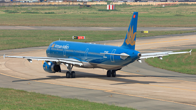 VN-A603 - Airbus A321-231 - Vietnam Airlines