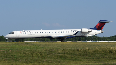 A picture of N913XJ - Mitsubishi CRJ900LR - Delta Air Lines - © DJ Reed - OPShots Photo Team