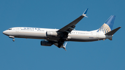 A picture of N66808 - Boeing 737924(ER) - United Airlines - © Yan777