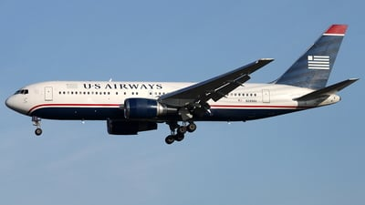 N249AU - Boeing 767-201(ER) - US Airways