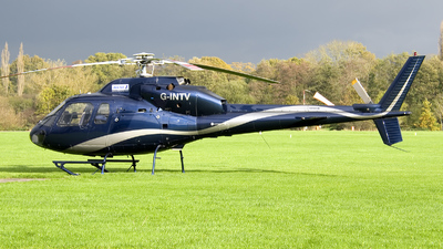 G-INTV - Aérospatiale AS 355F2 Ecureuil 2 - Arena Aviation