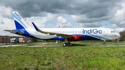 F-WWDI - Airbus A320-271N - IndiGo Airlines