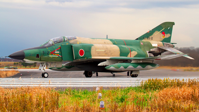 57-6912 - McDonnell Douglas RF-4E Kai Phantom II - Japan - Air Self Defence Force (JASDF)