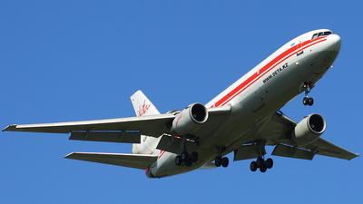 UP-DC101 - McDonnell Douglas DC-10-40(F) - Deta Air