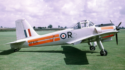 G-AWRY - Percival Provost T.1 - Private
