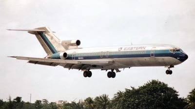 N814EA - Boeing 727-225 - Eastern Air Lines