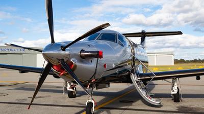 VH-FZH - Pilatus PC-12/47E - Private