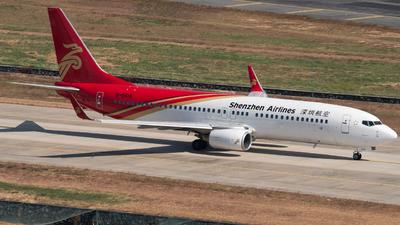 B-5615 - Boeing 737-87L - Shenzhen Airlines