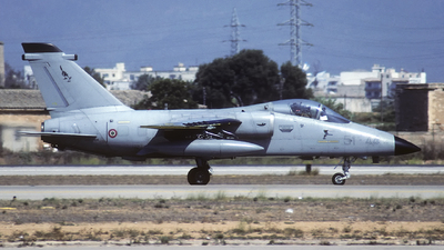 MM7104 - Alenia/Aermacchi/Embraer AMX - Italy - Air Force