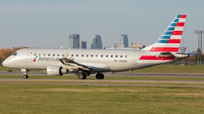 A picture of N114HQ - Embraer E175LR - American Airlines - © Lynden Westrich
