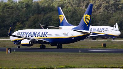 EI-FOE - Boeing 737-8AS - Ryanair