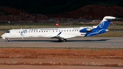 B-3372 - Bombardier CRJ-900LR - China Express Airlines