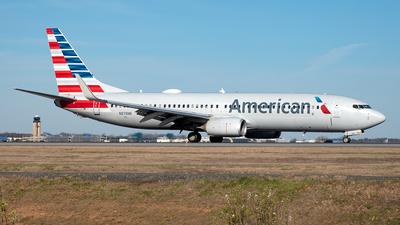 A picture of N878NN - Boeing 737823 - American Airlines - © Yan777