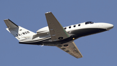 3A-MSR - Cessna 525 CitationJet 1 Plus - Monaco - Government