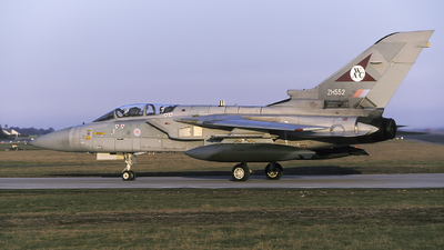 ZH552 - Panavia Tornado F.3 - United Kingdom - Royal Air Force (RAF)