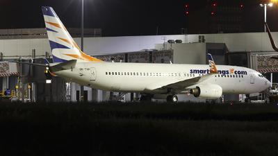 OK-TVP - Boeing 737-8K5 - SmartWings