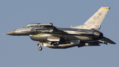 88-0479 - General Dynamics F-16C Fighting Falcon - United States - US Air Force (USAF)