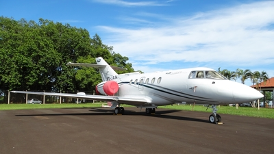 PT-JAA - Raytheon Hawker 800 - Private
