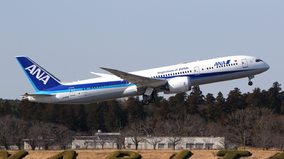 JA891A - Boeing 787-9 Dreamliner - All Nippon Airways (Air Japan)