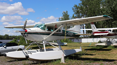 C-FEOY - Cessna A185F Skywagon - Private