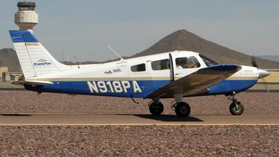 N918PA - Piper PA-28-181 Archer III - TransPac Aviation Academy