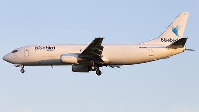 TF-BBN - Boeing 737-4B3(SF) - Bluebird Nordic