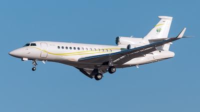 B-3333 - Dassault Falcon 7X - Yalian Business Jet