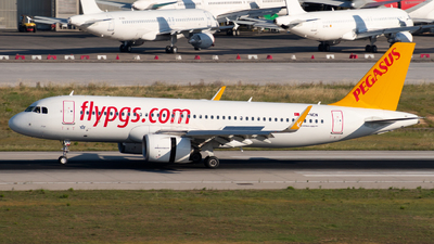 A picture of TCNCN - Airbus A320251N - Pegasus Airlines - © Kuzey Alan