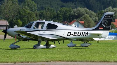 D-EUIM - Cirrus SR22T-GTS - Private