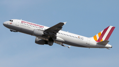 D-AIQF - Airbus A320-211 - Germanwings