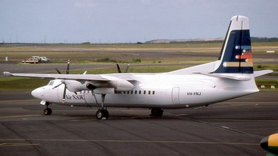 VH-FNJ - Fokker 50 - Air New South Wales