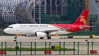 B-6720 - Airbus A320-232 - Shenzhen Airlines