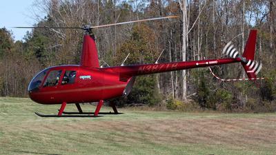 N387TB - Robinson R44 Raven II - Private