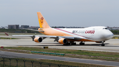 A picture of N904AR - Boeing 747428F(ER) - Sky Lease Cargo - © ceci wong