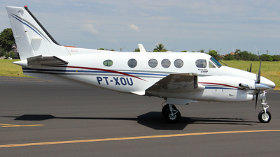 PT-XOU - Beechcraft C90A King Air - Private