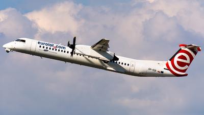 A picture of SPEQI - De Havilland Canada Dash 8400 - LOT - © Igor Piotrowicz