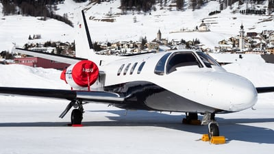 D-IGGG - Cessna 501 Citation - Private