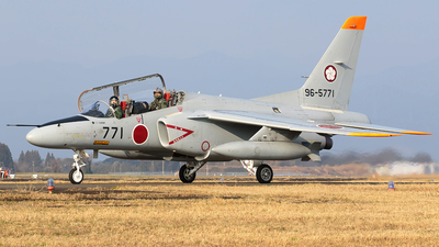 96-5771 - Kawasaki T-4 - Japan - Air Self Defence Force (JASDF)