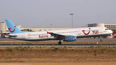 EI-ETL - Airbus A321-231 - MetroJet