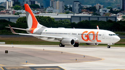 PR-GGF - Boeing 737-8EH - GOL Linhas Aéreas