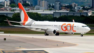 A picture of PRGGF - Boeing 7378EH - GOL Linhas Aereas - © Renan Araújo