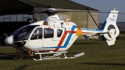 F-ZBGJ - Eurocopter EC 135T2 - France - Customs