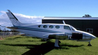 VH-EPR - Cessna 411 - Private