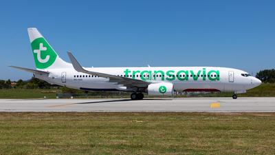PH-HXK - Boeing 737-8K2 - Transavia Airlines
