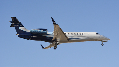 TC-ICG - Embraer ERJ-135BJ Legacy 650 - Private