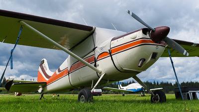A picture of CGXTV - Cessna 170B - [20878] - © Santiago Arias