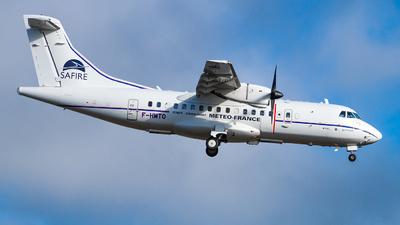 A picture of FHMTO - ATR 42320 - [0078] - © Martin Le Penven