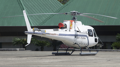 RP-3286 - Airbus Helicopters H125 - Philippine National Police